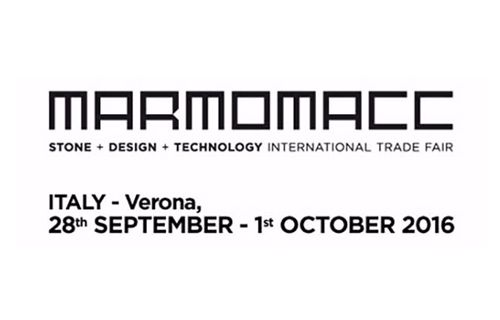 Marmomacc Verona 2016