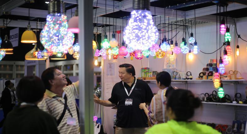 2019年泰国曼谷国际LED照明产品及技术亚博体育官网